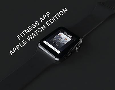 Fitness App Apple Watch Edition
