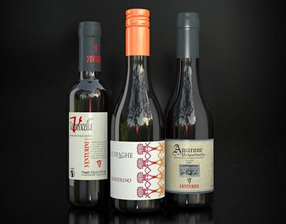 Small Wine Bottles for nobelinio.de