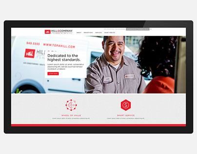 Hill & Company Website