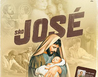 19 de março, dia de SÃO JOSÉ