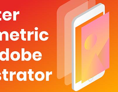 Design Isometric Illustrations in Adobe Illustrator