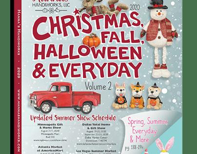 2020 Christmas, Fall, Halloween & Everyday Catalog