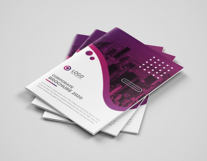 Corporate Business Bi - Fold Brochure Design