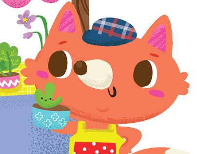 Little Fox's Market