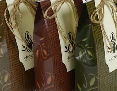 ELEMENTS | branding + packaging