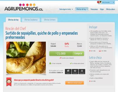 Agrupemonos.cl