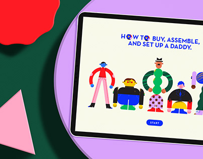 How to buy assemble and set up a daddy · Digital Book