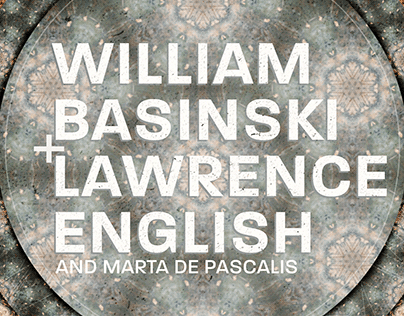 William Basinski & Lawrence English Live Berlin 2019