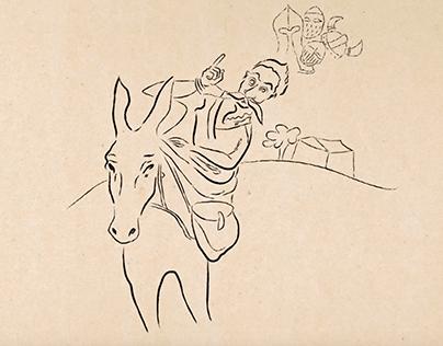 Mi pasaje favorito del Quijote