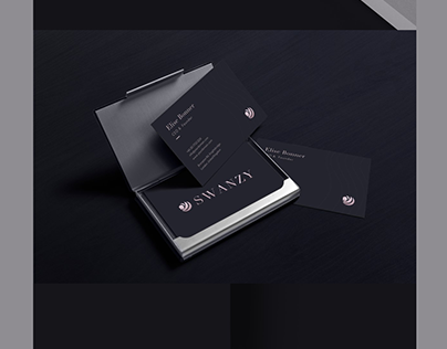 Swanzy Business Card Template