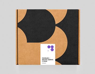 POSTBURO — Brand identity