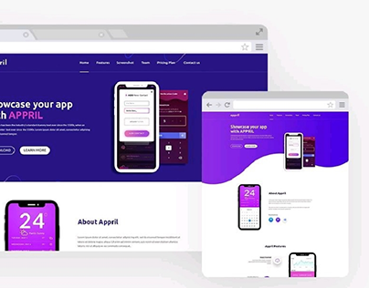 Web Template UI