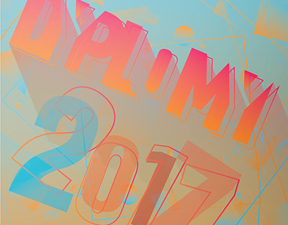 Visual idedtity of the Diploma 2017 event