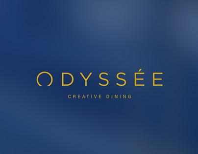 ODYSSÉE CREATIVE DINING