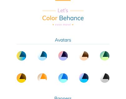 Let's Color Behance!