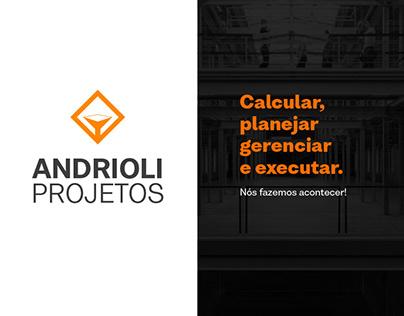 Identidade Visual - Andrioli Projetos