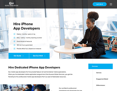 Hire iPhone Mobile Developers | IT Industry