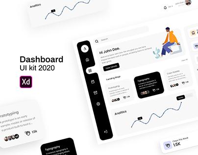 Dashboard Design 2020
