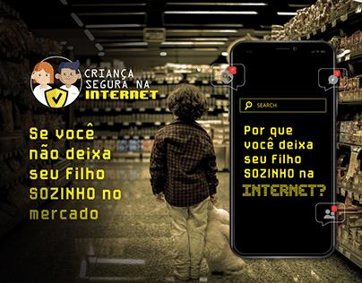 Projeto Criança Segura na Internet