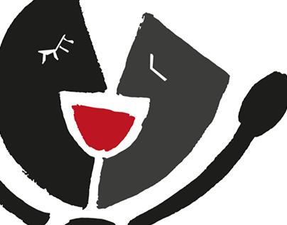 Propuestas de logotipos para el restaurant Cuento Corto