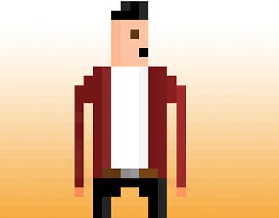 Activity 2: Pixel Art
