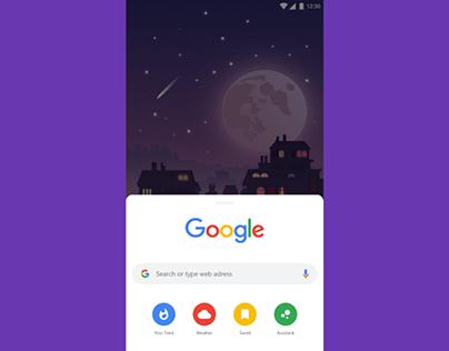 Google Search Redesign [Prototype]