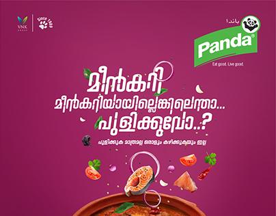 Panda foods