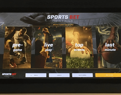 Sportbetting Game Device 2020