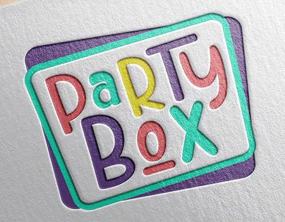Identidade Visual - Party box