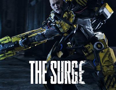 The Surge Trailer: Armors