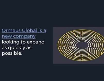 Ormeus Global Shares a Culture of Growth