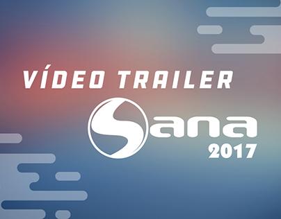 Vídeo Trailer SANA 2017