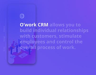 O'Work CRM