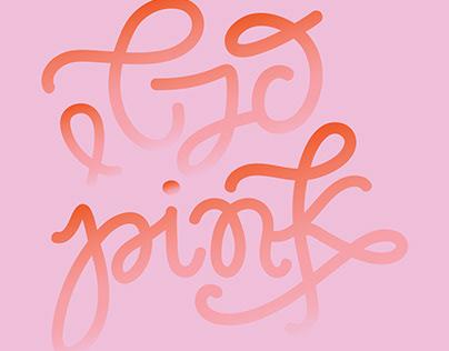 Go Pink Magazine Feature