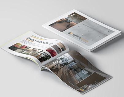 Brochure Design   Grupo Dekma