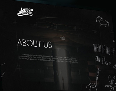 Lemon Demon - website & movie
