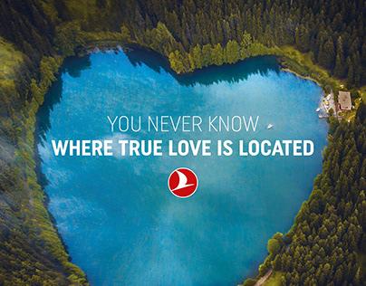 Turkish Airlines, Valentines Day