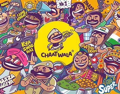 Mural Design - Chaatwala