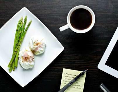 A Quiet Breakfast