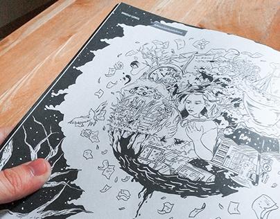 Tadhana: Graphika Manila 2017 Art Book Entry