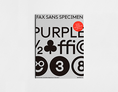 Fax Sans - Free Font