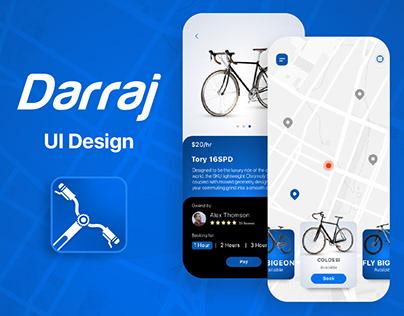 Darraj UI Design