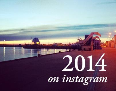 My 2014 on Instagram
