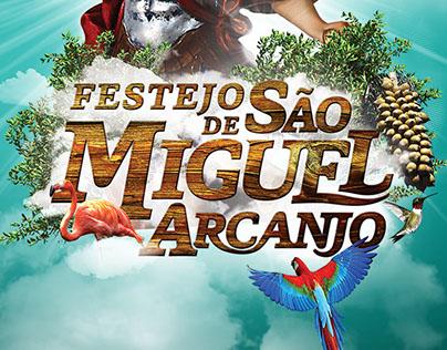 Festejo de São Miguel Arcanjo 2017 - Identidade Visual