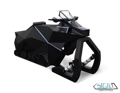The Sigilo: Snowmobile Model Building Assignment