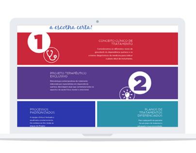 Clínica Viva - Landing Page