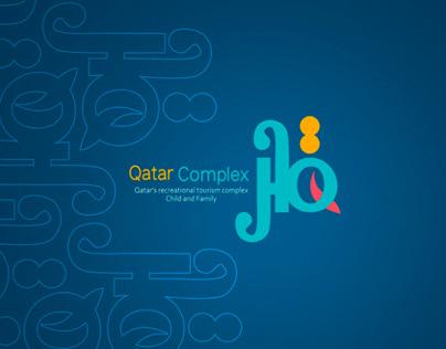 qatar complex logo