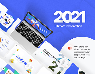 Free 2021 Ultimate Presentation Template 🤘