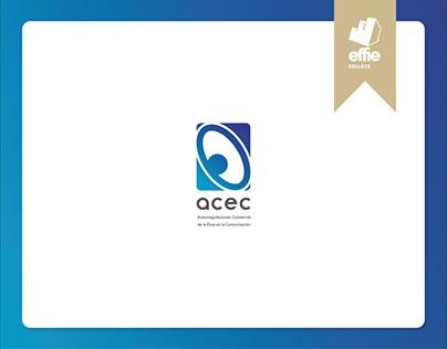 ACEC - El Mundo sería mejor si confiar no diera miedo