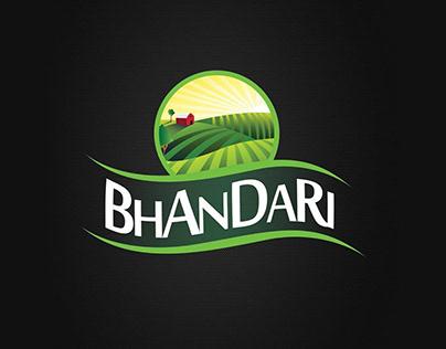 Brochure Design for Bhandari Foods